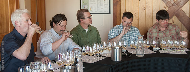 2013 Oregon Chardonnay Symposium speaker panel